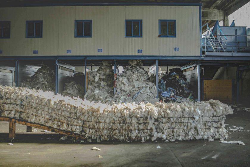 Per l'economia circolare servono nuovi impianti di riciclo rifiuti