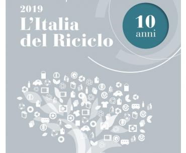 Il riciclo cresce in Italia del 42% in 10 anni, ma il tasso di circolarità diminuisce