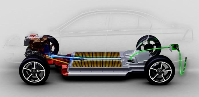 E' italiana la tecnologia per riciclare le batterie elettriche delle auto