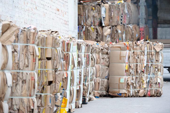 Un milione di CO2 risparmiata grazie al riciclo della carta