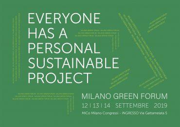 A settembre Milano si tinge di Green