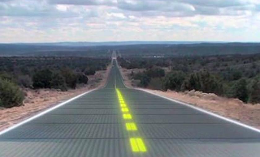 In Cina si studiano le strade a pannelli solari